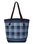 Blue Plaid Cover ($16.99 when bought with complete purse)